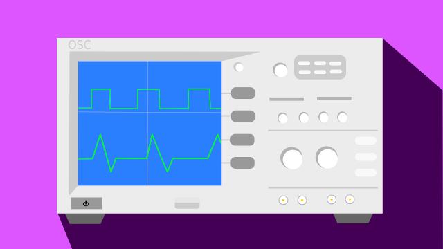 Popsite - Leistungen - Vertrieb - Oscilloscope